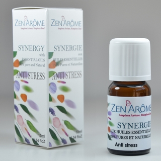 Synergie d'huiles essentielles ANTI-STRESS - 10 ml