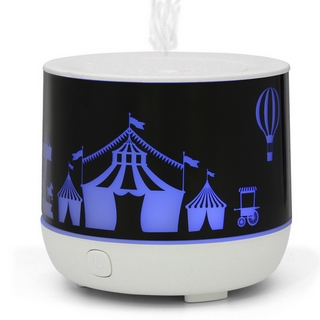 Diffuseur Ultrasonique Milia + Décor Carrousel
