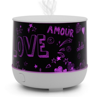 Diffuseur Ultrasonique Milia + Décor Love