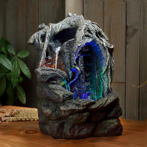 Sunchine fournisseur fontaine nature d coration zen - Fontaine zen d interieur nature et decouverte ...