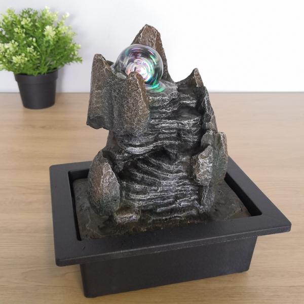 Fournisseur fontaine aspect pierre nature sunchine for Fournisseur deco maison