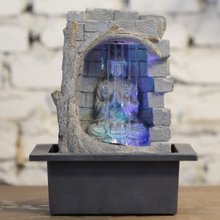 Grossiste fontaine bouddha zen r sine sunchine for Fabricant fontaine a eau