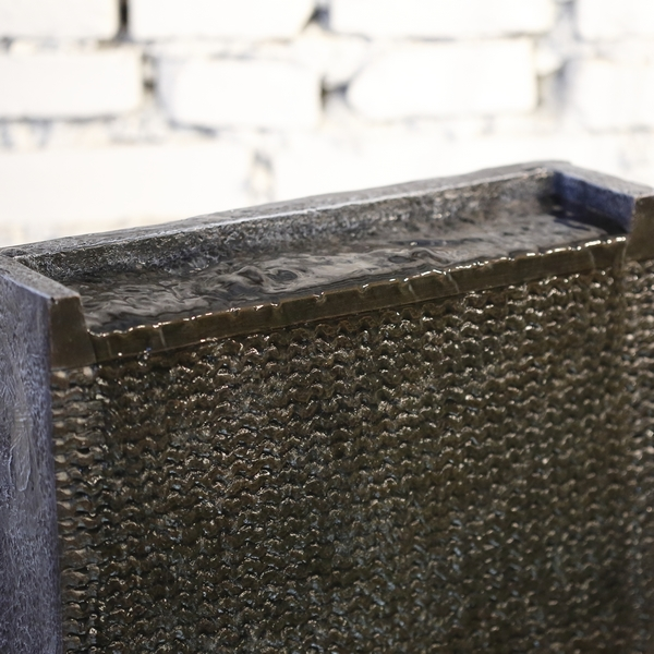fournisseur grossiste fontaine xl mur d 39 eau zen 39 light. Black Bedroom Furniture Sets. Home Design Ideas