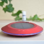 SOLWHEEL Diffuseur Solaire Rouge