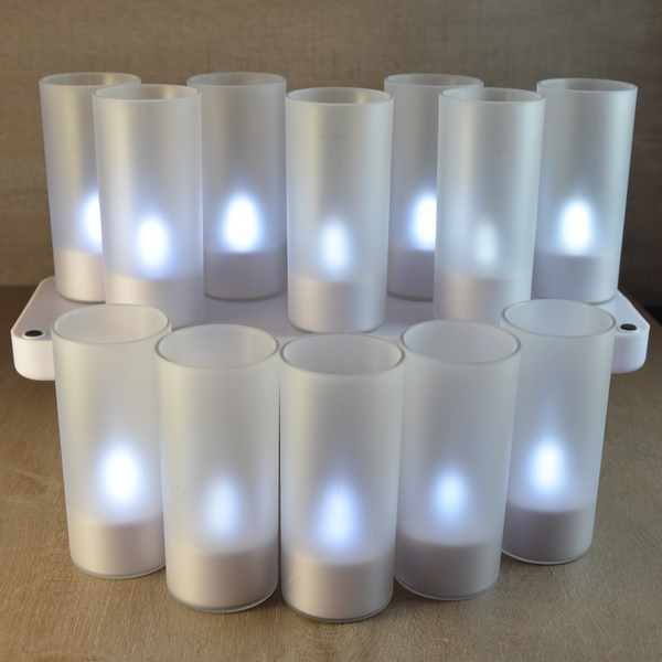 Sunchine fournisseur grossiste bougies led rechargeables - Bougie led rechargeable ...