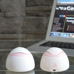 Diffuseur USB Ball Rose - SC101R