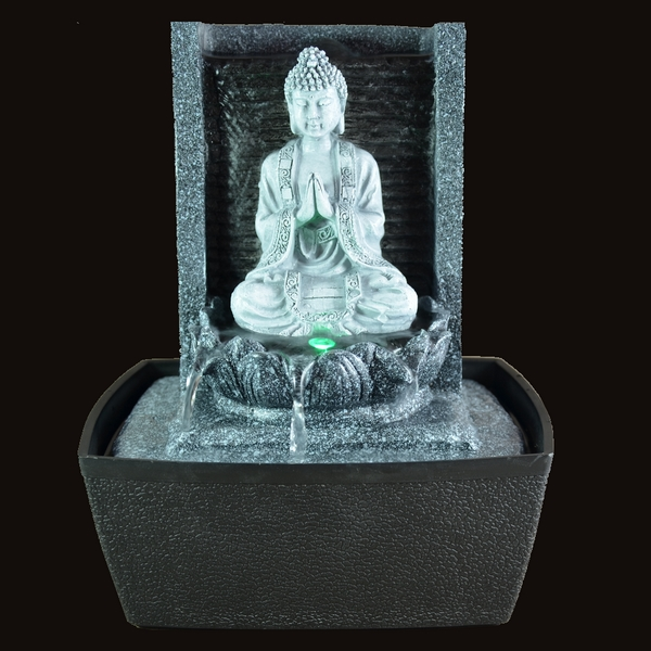 sunchine fournisseur grossiste en fontaine statue bouddha feng shui. Black Bedroom Furniture Sets. Home Design Ideas