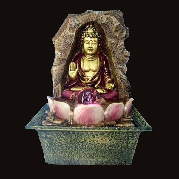 sunchine fournisseur grossiste en fontaine statue bouddha feng shui. Black Bedroom Furniture Sets. Home Design Ideas